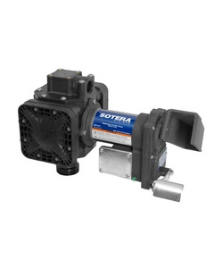 24V DC EXP 13GPM Heavy-Duty Lubricant Transfer Pump-n-Go, Straight Inlet, No Accessories