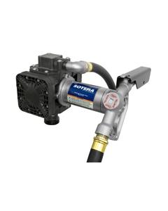 115V AC EXP 13GPM Heavy-Duty Lubricant Transfer Pump-n-Go, 90° Inlet