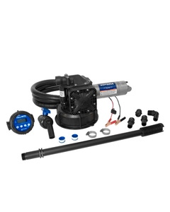 12V DC 13GPM Heavy-Duty Chemical Transfer Mix-n-Go Recirculation Pump with 825 Meter