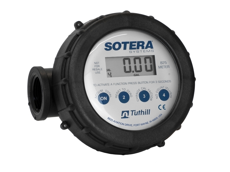 Digital Meter for Non-Potable Water & Mild Chemicals